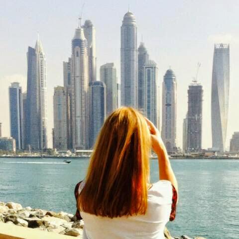 Μία μέρα στο Ντουμπάι