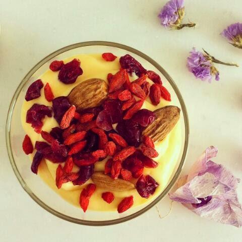 Φτιάξε υπέροχο frozen yogurt με μάνγκο!
