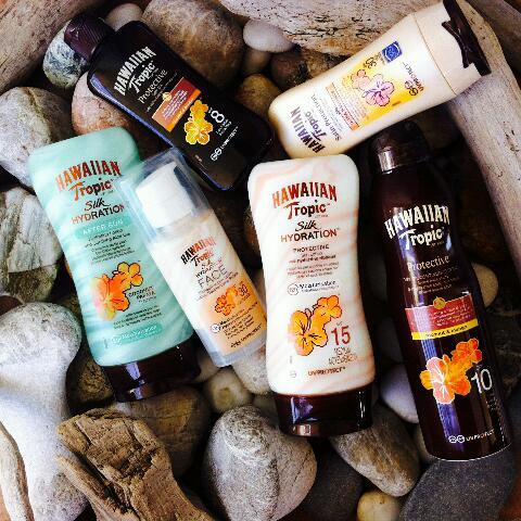 Hawaiian Tropic και μνήμες από μυρωδιά καρύδας!