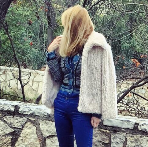 How to match faux fur
