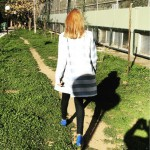 Boyfriend jacket by b.young | Moments N Style, Fashion, Beauty & Lifestyle blog | The blablas moments