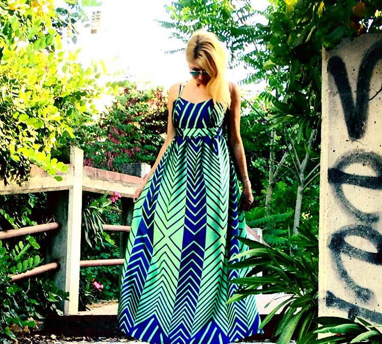 Maxi… maxi dress