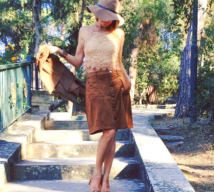 New tabac skirt by b.younq