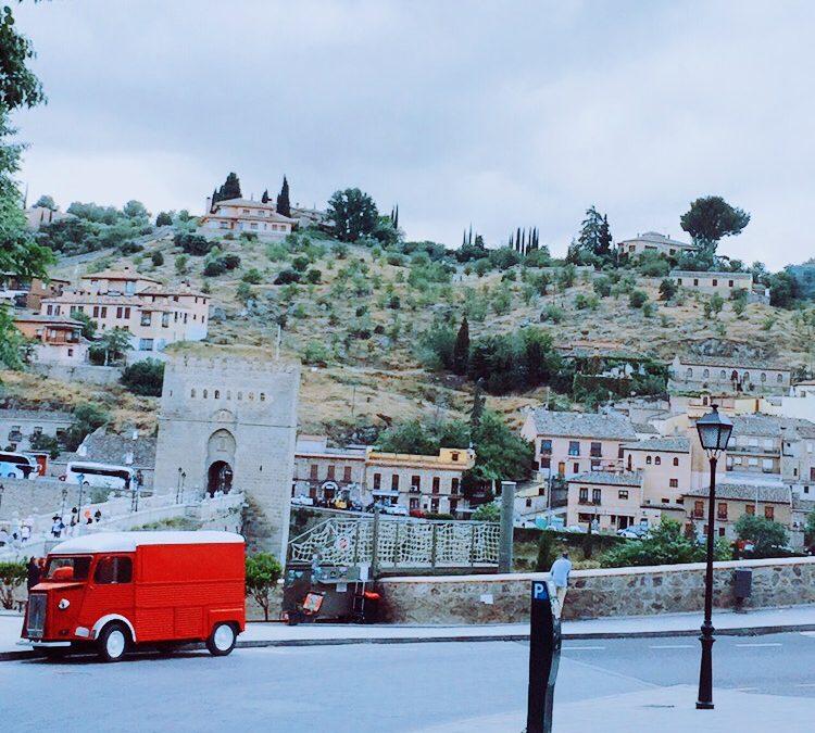 Τολέδο η αγαπημένη πόλη του Δομήνικου Θεοτοκοπούλου