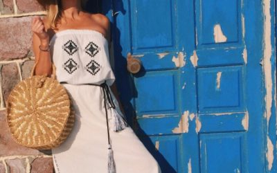 Grecian style!