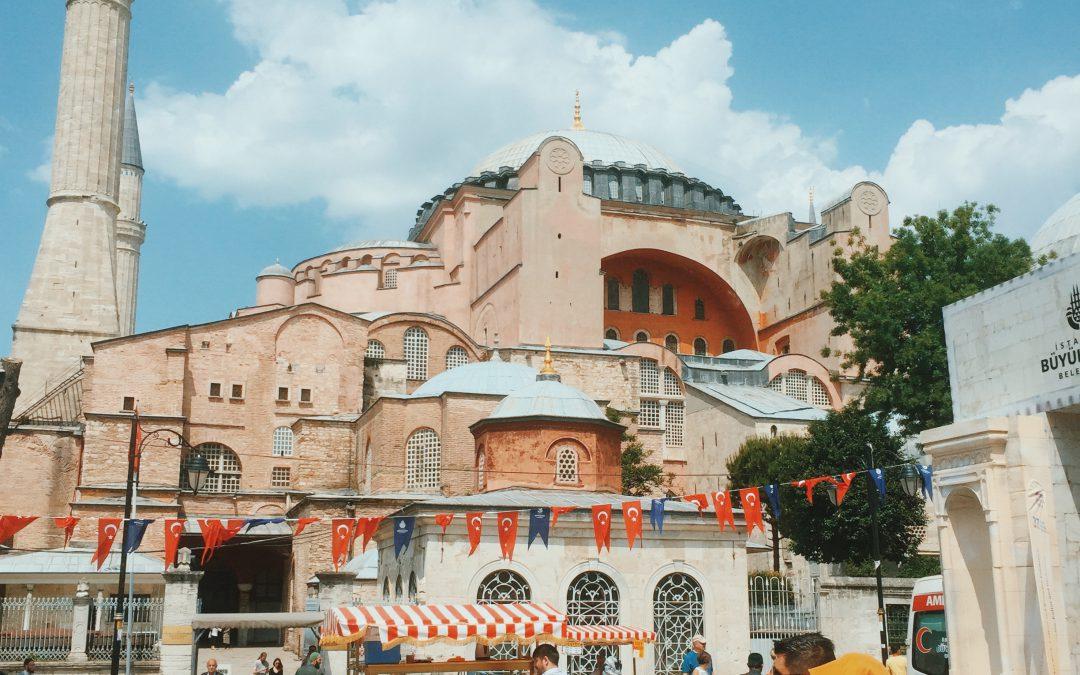 Ένα τριήμερο στην Κωνσταντινούπολη