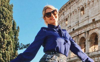When in Rome …