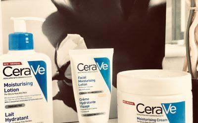 CeraVe: η No 1 ενυδατική σειρά στην Αμερική