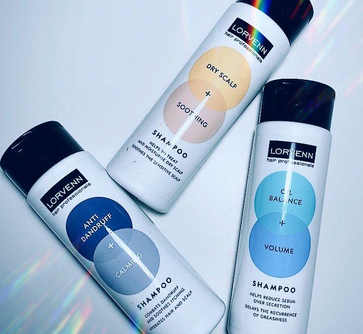 Νέα σειρά για υπέροχα μαλλιά από τη LORVENN HAIR PROFESSIONALS