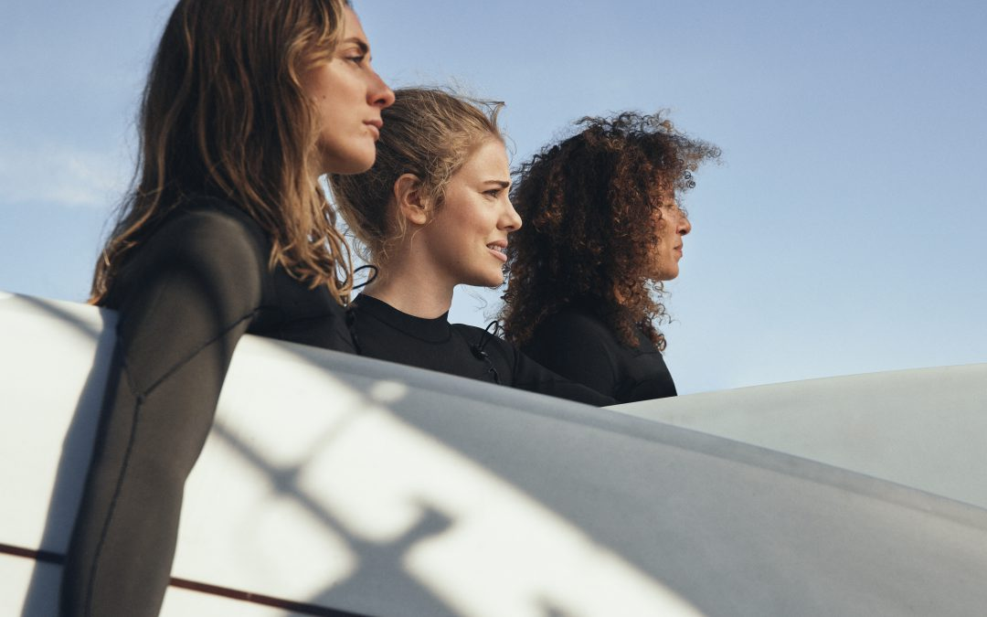 Women + Waves
