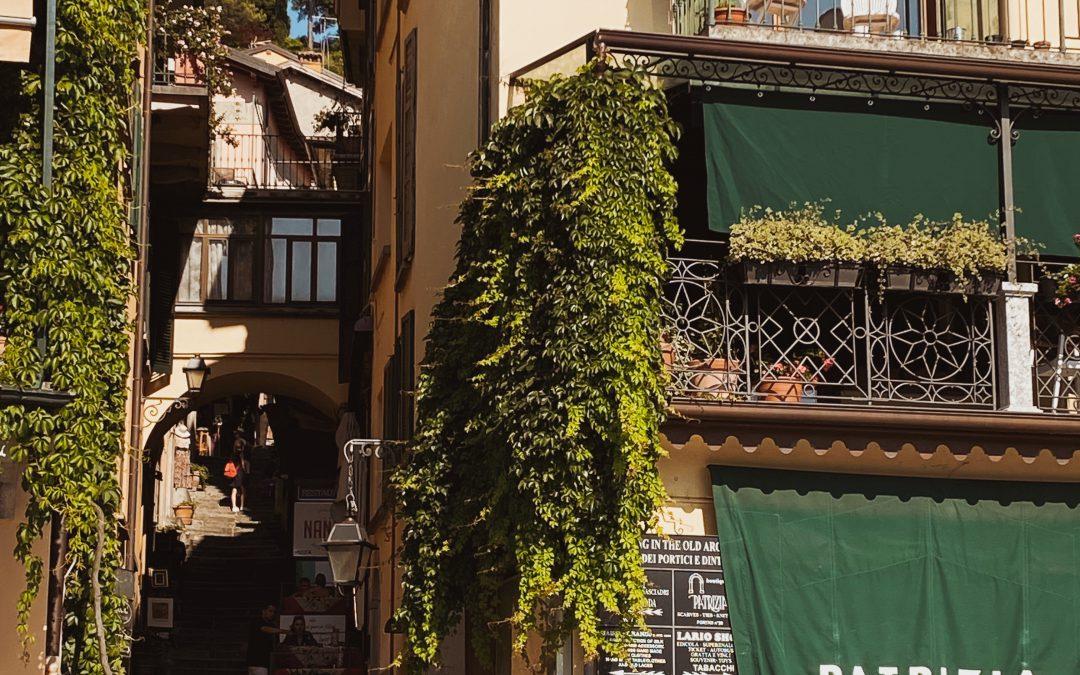 Γραφικό Bellagio – Το διαμάντι στη λίμνη Como